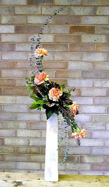 Quest For Contentment: Flower Arrangements: Ikebana ...