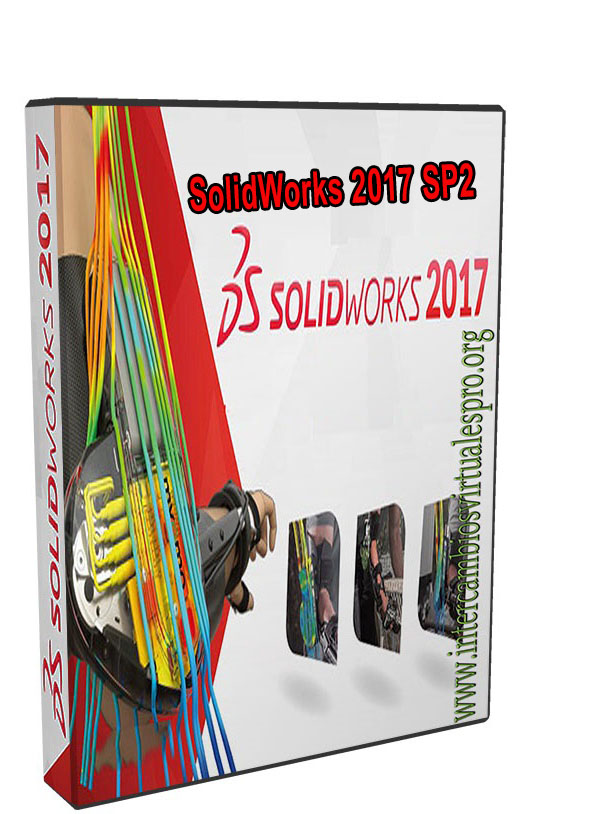SolidWorks 2017 SP4 Full Premium poster box cover