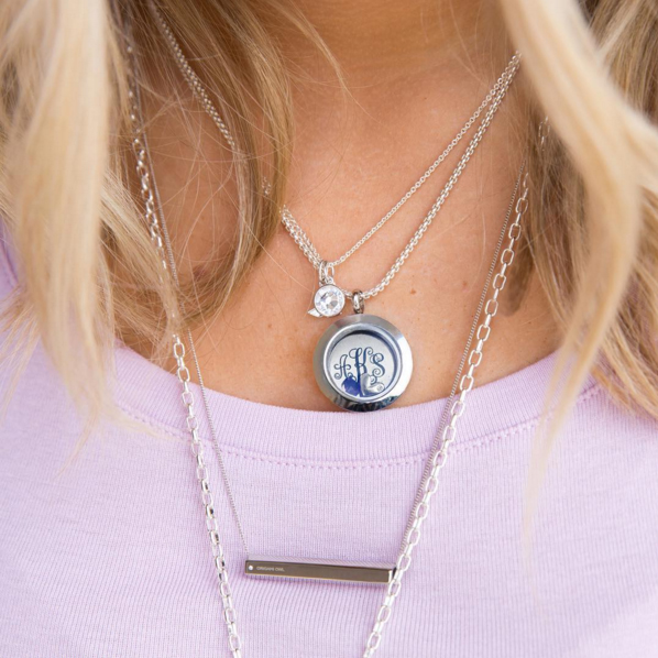 Origami Owl Layered Looks available at StoriedCharms.com