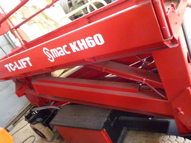 Xe nâng độ cao 8m SMAX KH60