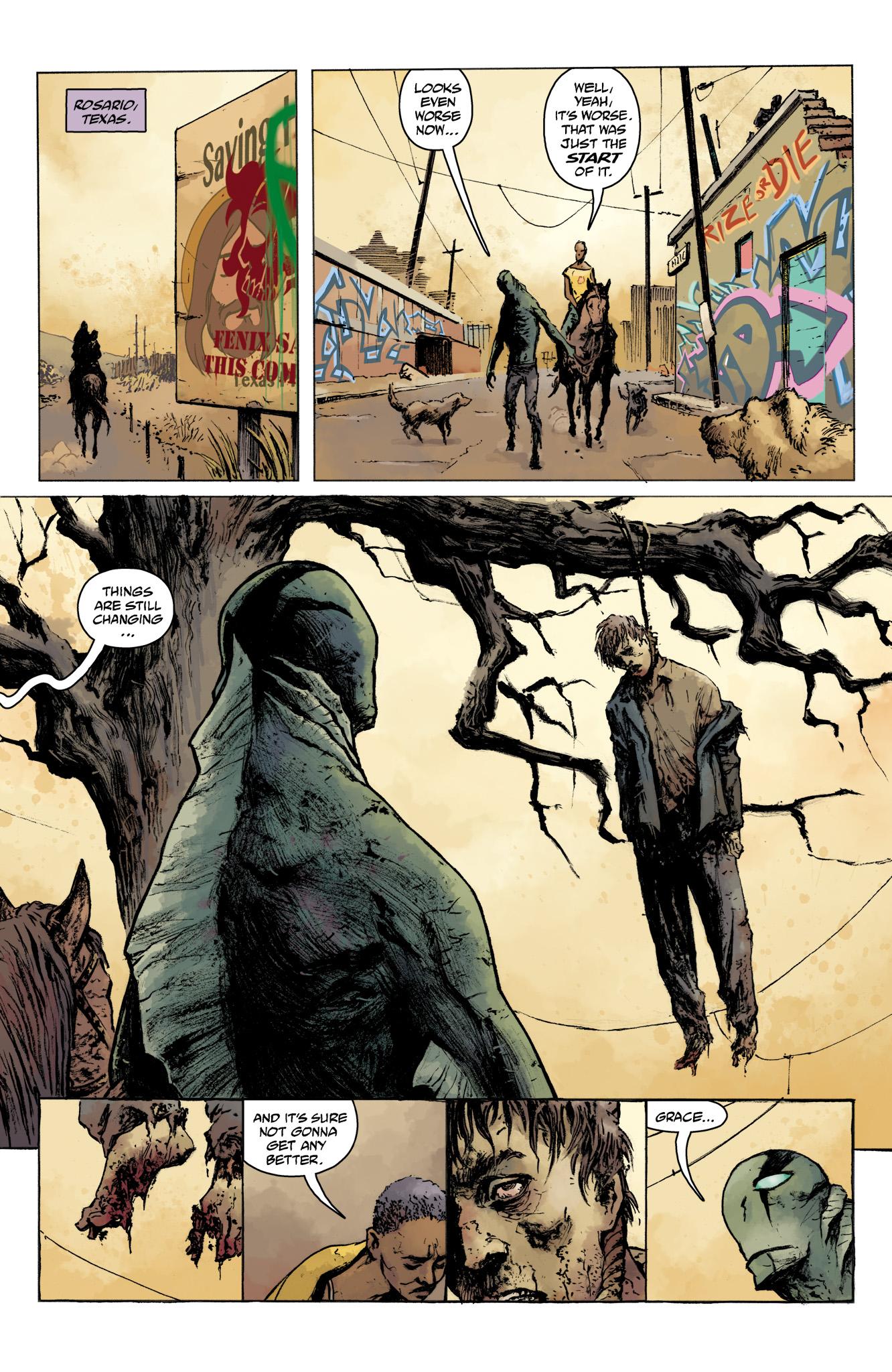 Read online Abe Sapien comic -  Issue #16 - 6