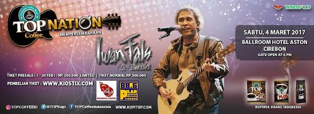 Konser Iwan Fals Top Nation Cirebon 2017