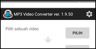 Cara Mengambil Suara (audio) dari Video di Android