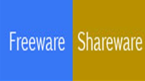 برامج  Freeware و Shareware و Opensource و الفرق بينها