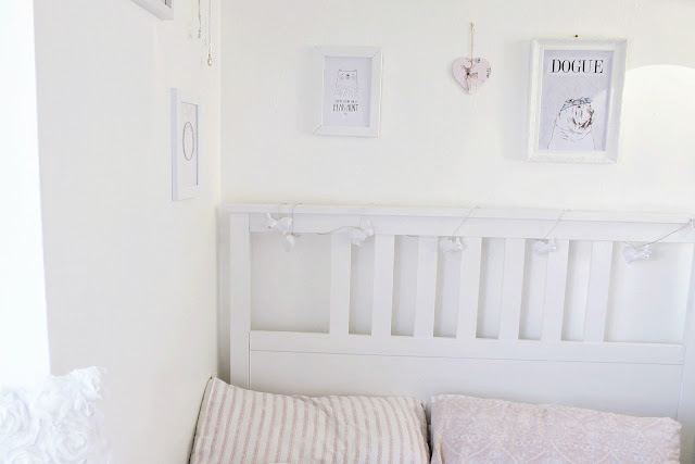 House hacks, shabby chic girly pastel bedroom