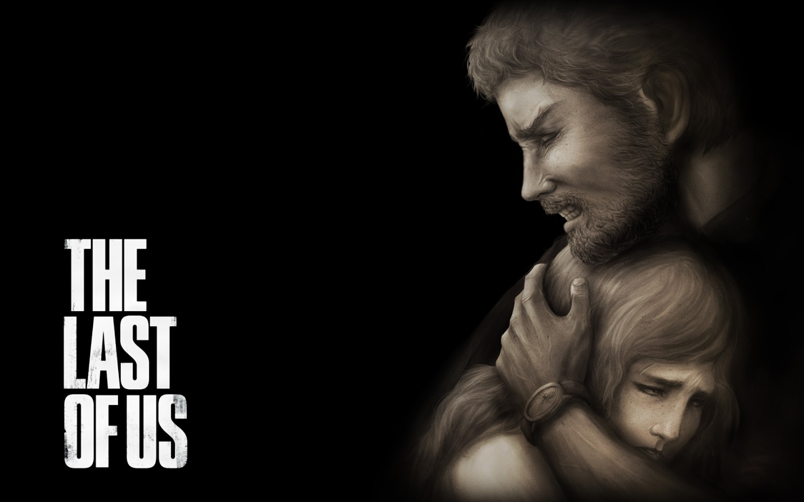 Joel Roset Wallpaper The Last Of Us