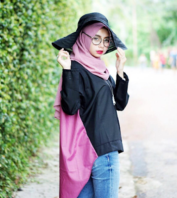 Contoh Hijab Modern Paling Laris 2017