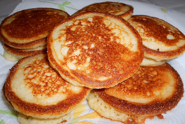 Recipe For Cornmeal Hoe Cakes