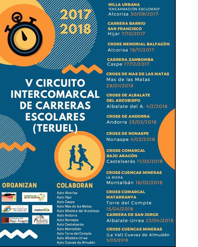 Cross Cuencas Mineras