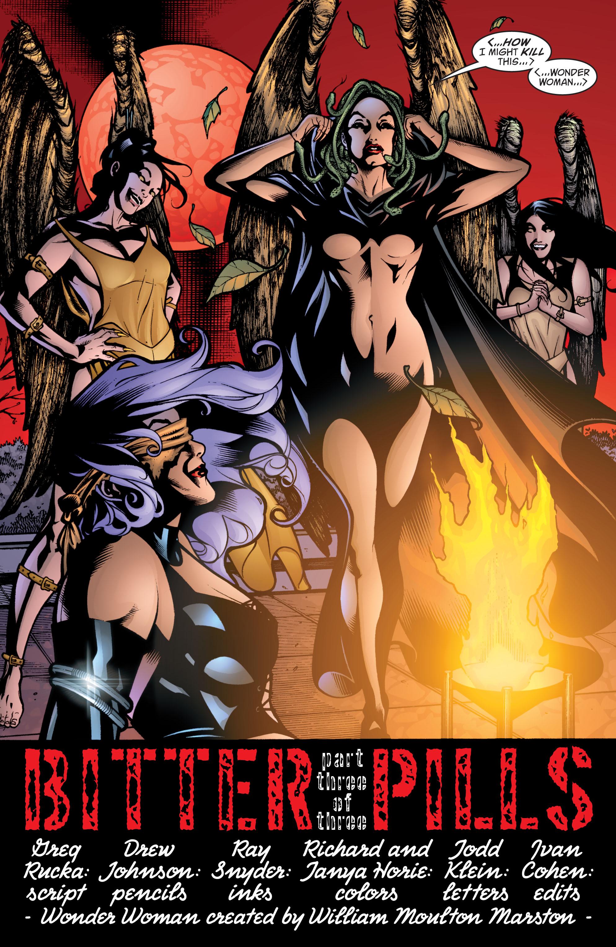 Read online Wonder Woman (1987) comic -  Issue #205 - 23