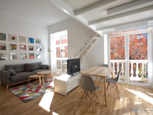 Los sorprendentes cambios de decoración en la reforma de una vivienda