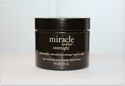 Philosophy Miracle Worker Overnight Review