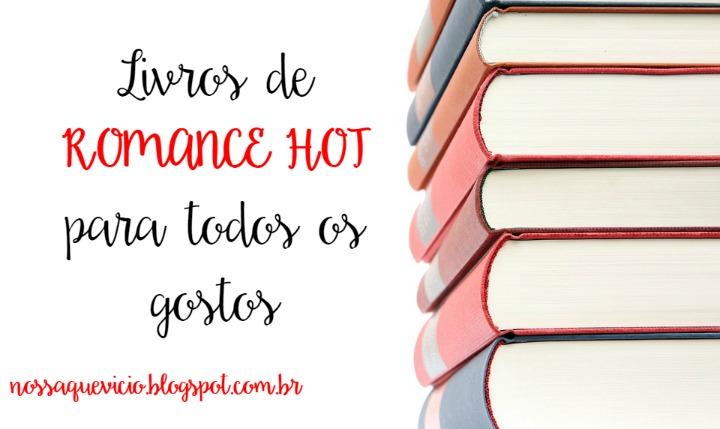 livros de romance hot