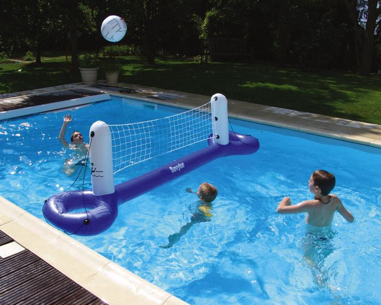 jeux piscine bien occuper ses enfants pendant l et. Black Bedroom Furniture Sets. Home Design Ideas