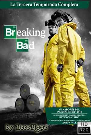 Breaking Bad Temporada 3 [2010] [720p] [Latino-Ingles] [Google Drive] GloboTV