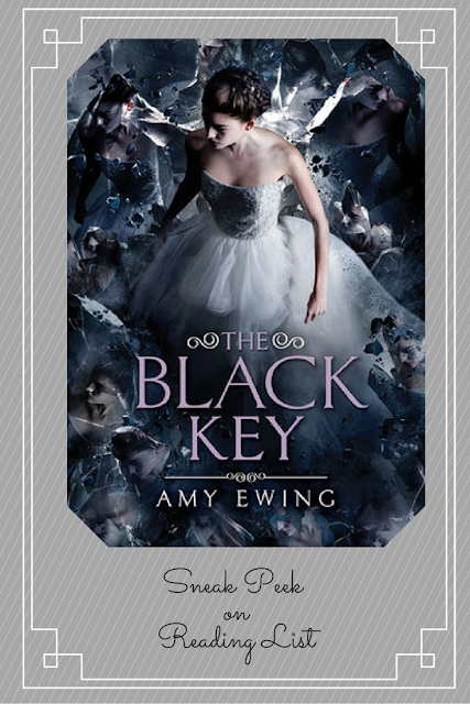 The Black Key by Amy Ewing a Sneak Peek on Reading List