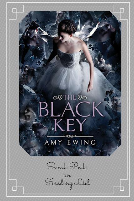 The Black Key by Amy Ewing a Sneak Peek on Reading List
