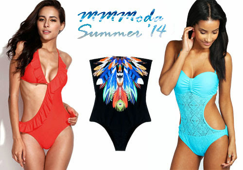 Ready for Summer: Swimwear 2014
