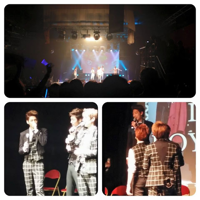 ~BOYFRIEND Live In Paris~