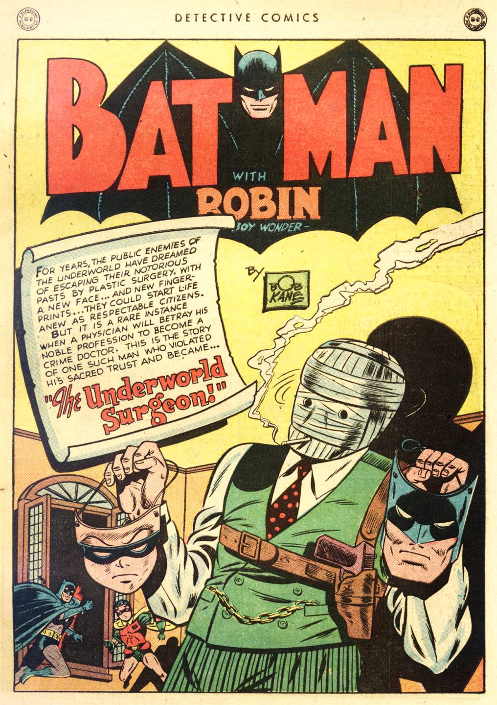 Read online Detective Comics (1937) comic -  Issue #131 - 3