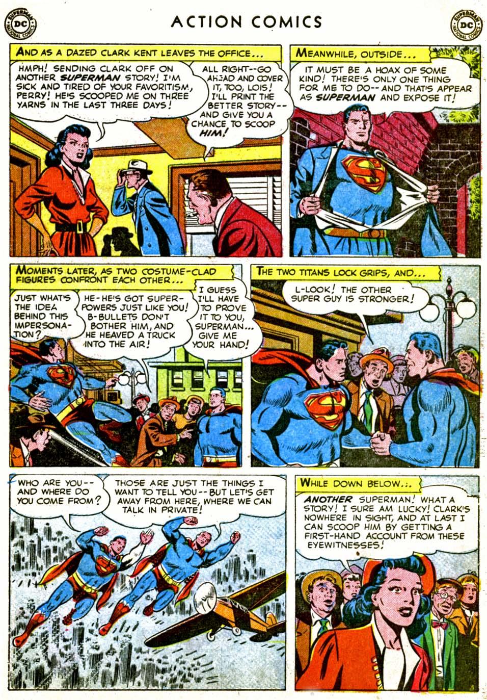 Action Comics (1938) 161 Page 4