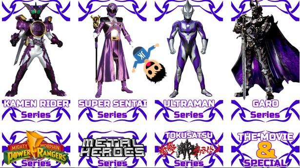 Ryuzakilogia, Tempat Download Metal Hero sub indo