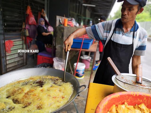 Nasi Kukus D'Cempaka (Nasi Kukus Gulai Kawah) @ Selera Cempaka in Johor Bahru
