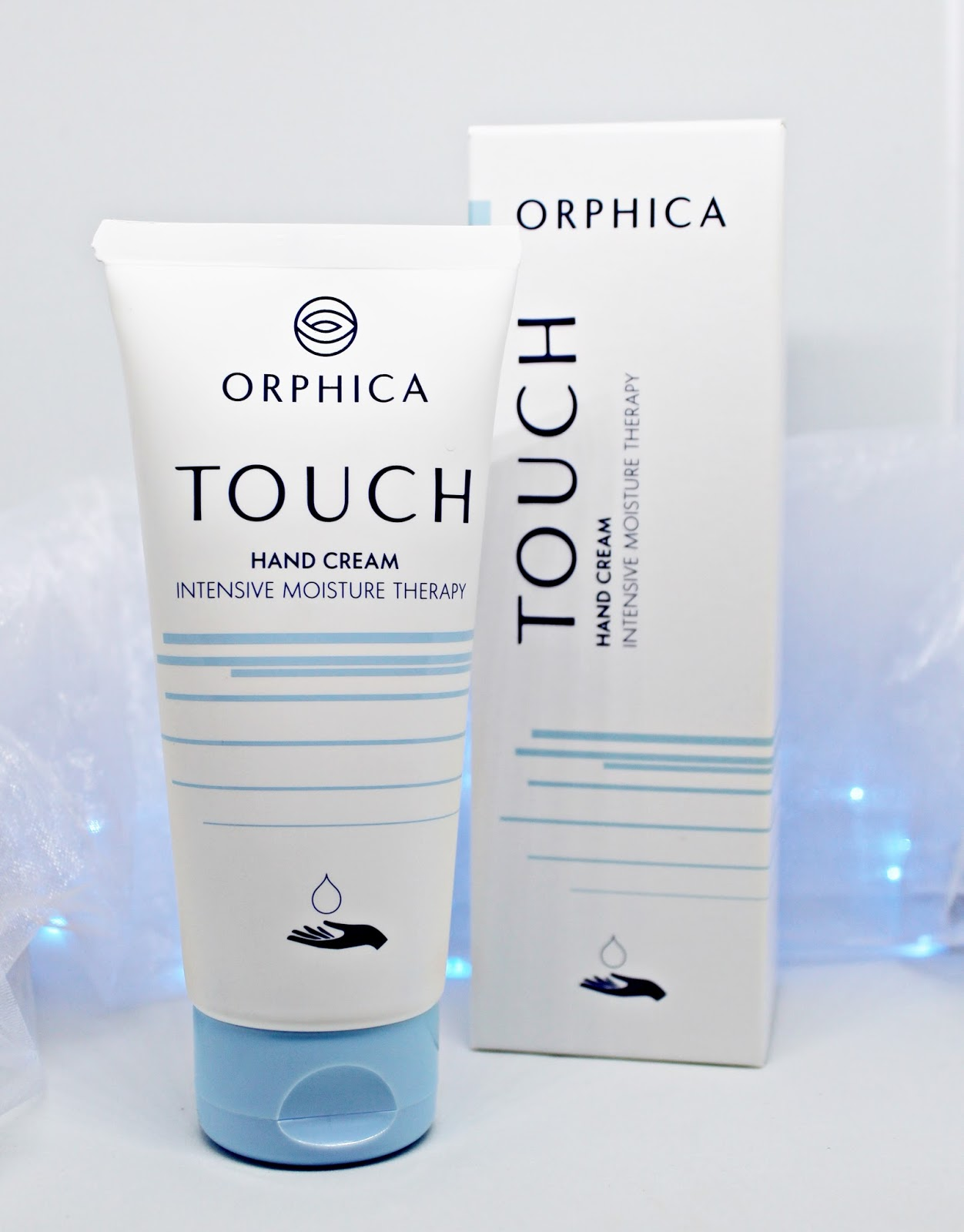 ORPHICA - TOUCH Hand cream - mój ABSOLUTNY HIT!
