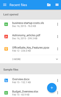 OfficeSuite Pro + PDF screenshot 2