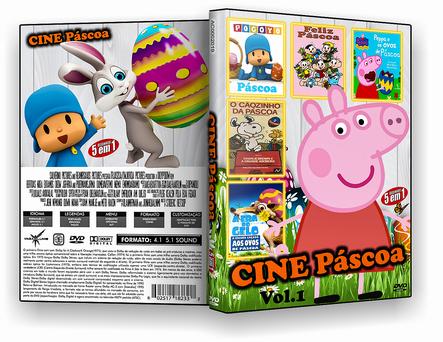 CAPA DVD – Cine Pascoa 5 Em 1 Vol.1 – ISO