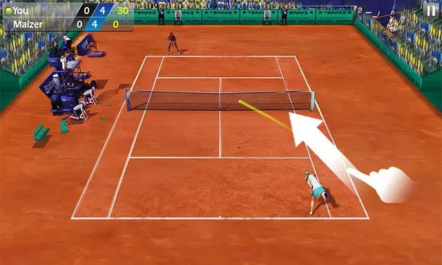 3D Tennis Mod