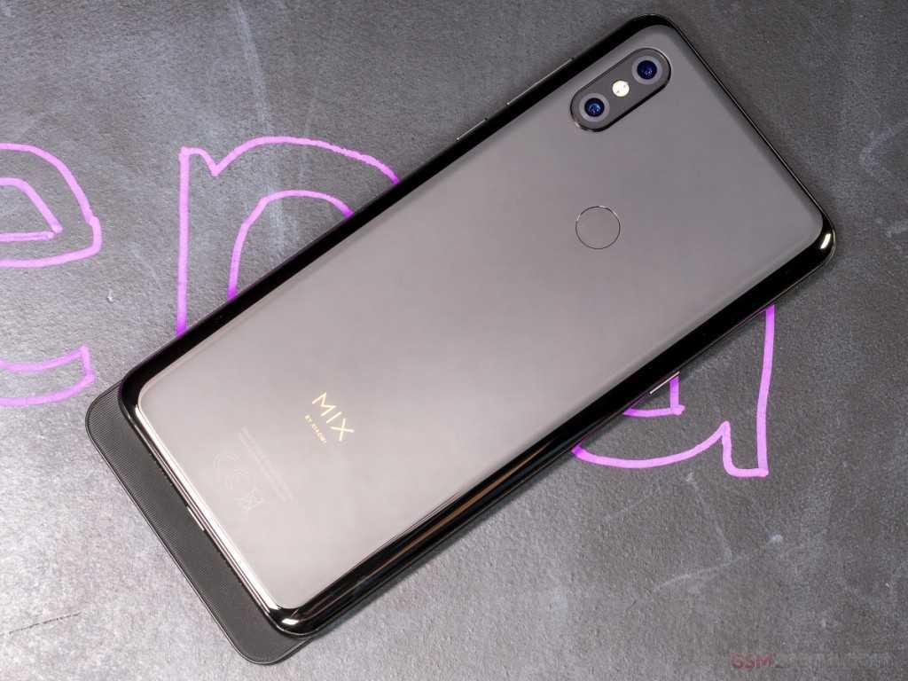 Xiaomi Mi Mix 3 ceramic body