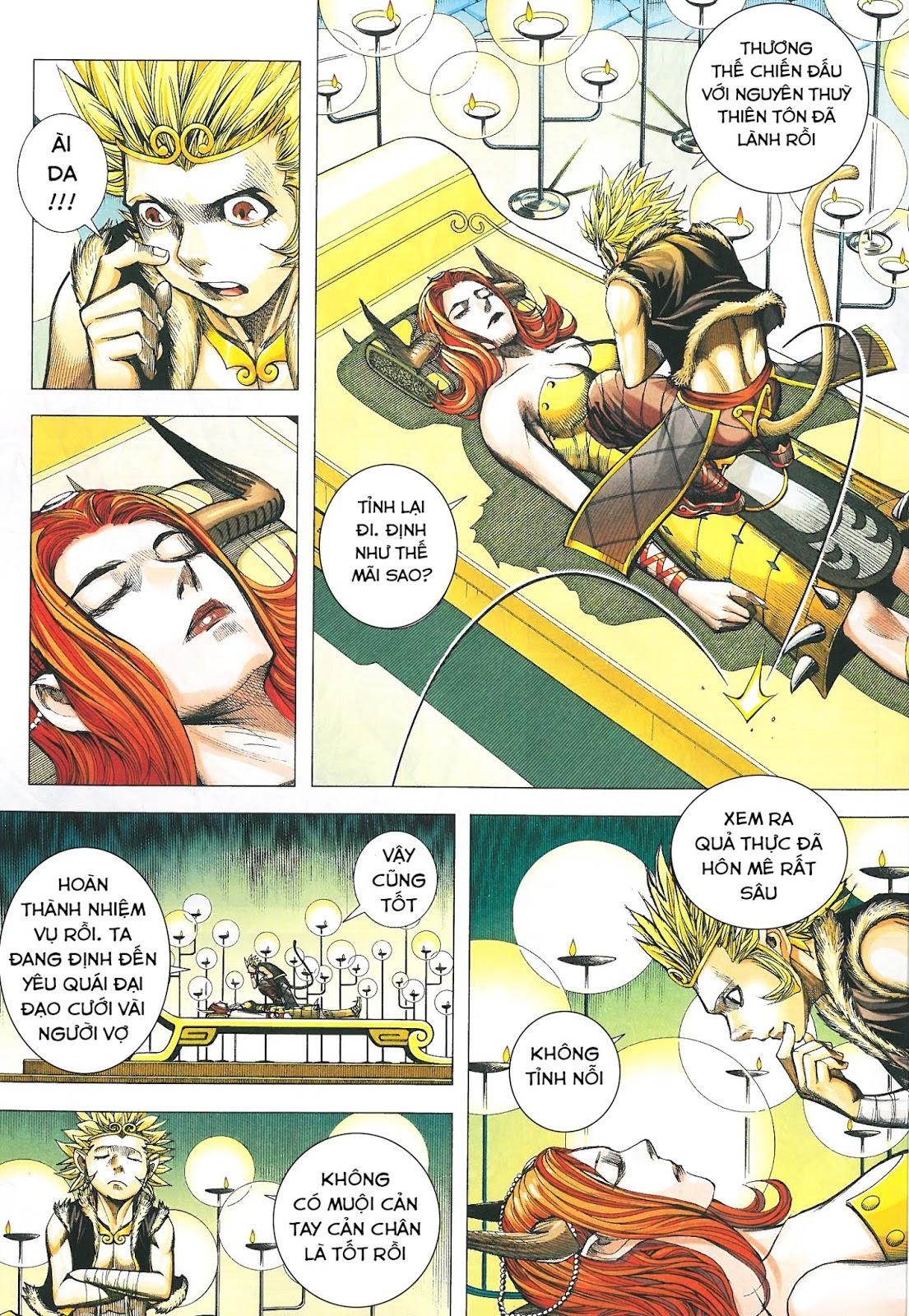 Tây Du chap 182 - Trang 20