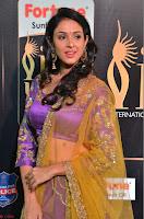 Priya Sri in Purple Choli Stunning Beauty at IIFA Utsavam Awards 2017  Day 2 at  26.JPG