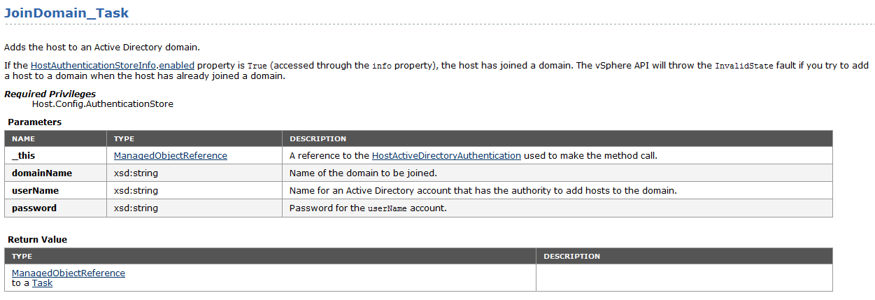 Automating Active Directory Domain Join in ESX(i) Kickstart