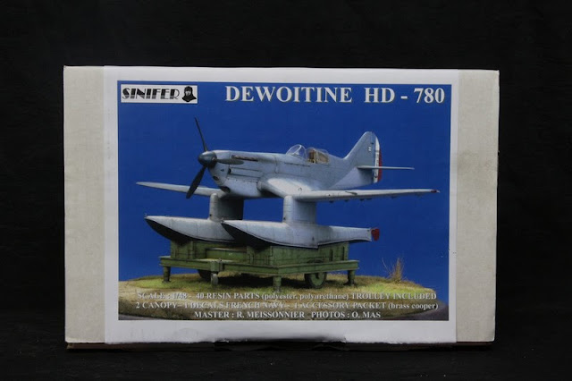 Dewoitine HD-780 Sinifer 1/48
