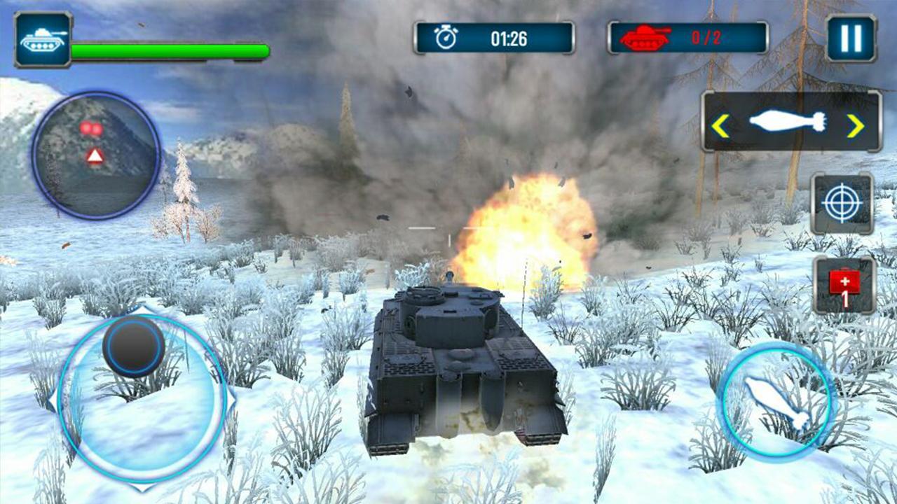 Tank Strike 3D MOD APK