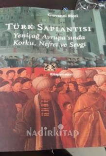 Giovanni Ricci - Türk Saplantısı