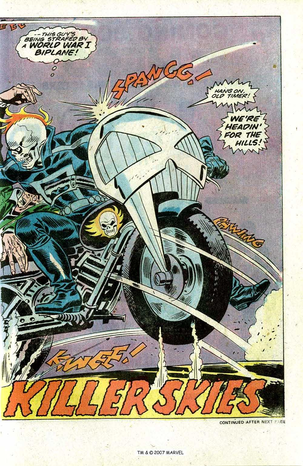Ghost Rider (1973) Issue #12 #12 - English 5