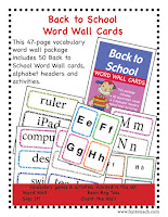 https://www.teacherspayteachers.com/Product/Back-to-School-Word-Wall-copy-cut-and-go-1873692