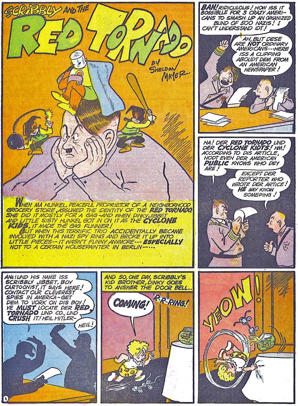 Read online All-American Comics (1939) comic -  Issue #49 - 46