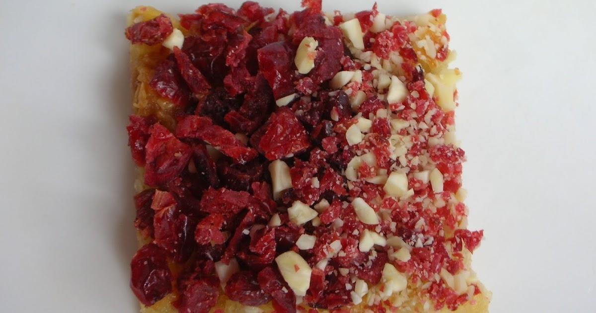 Making Dried Cranberries Food Dehydrator