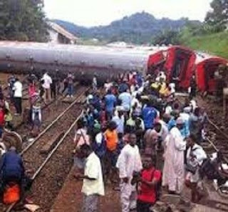 Railway Crash Claims 63 In Cameroon