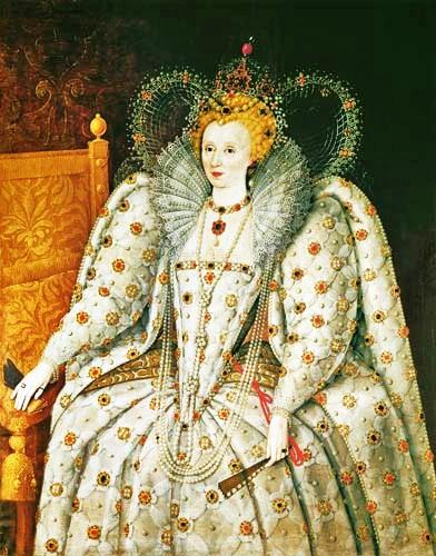 Queen Elizabeth Renaissance It's About Time: Queen...