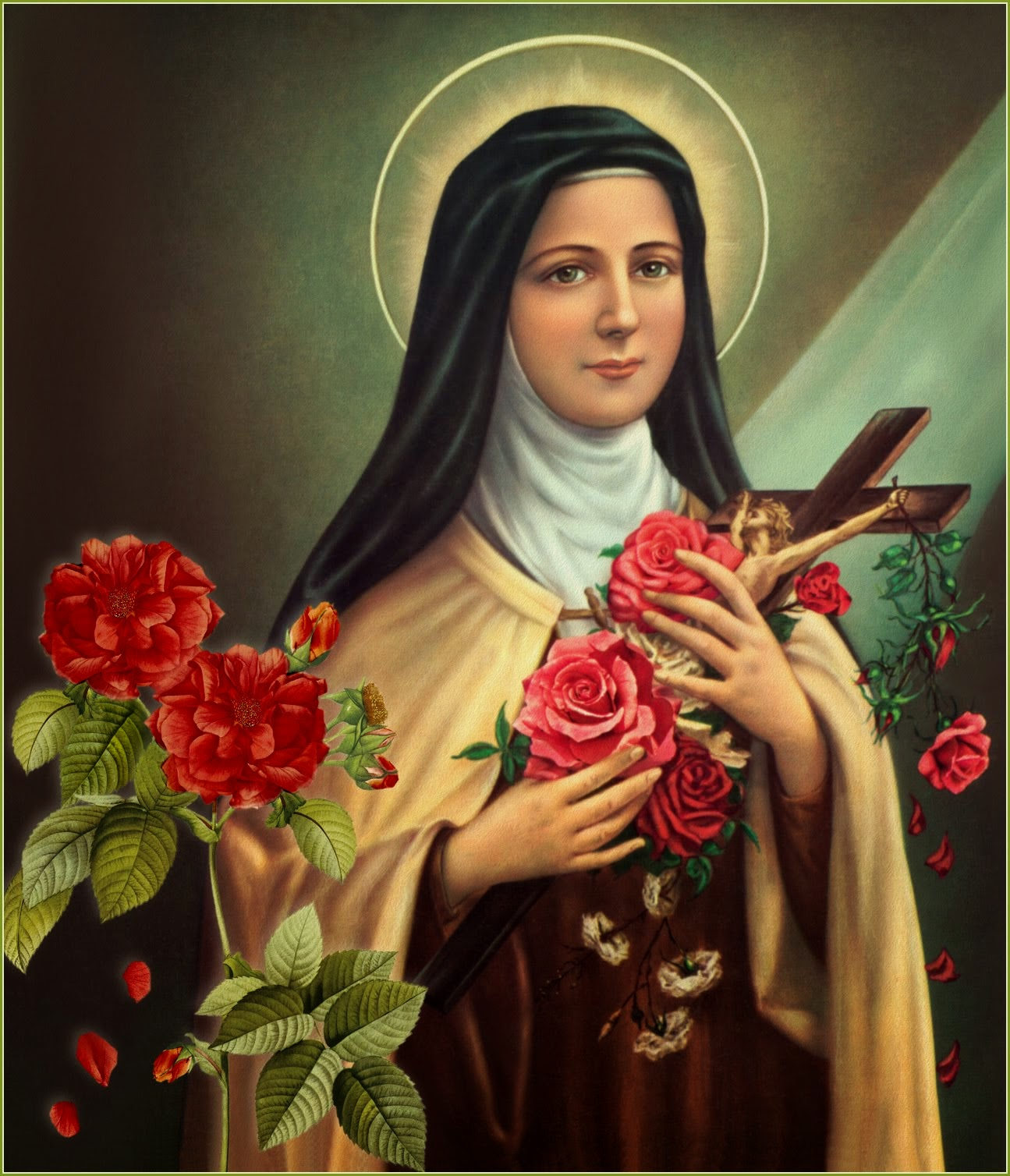 St therese of lisieux novena stories