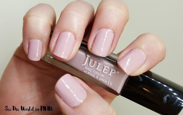 "Julep ""Helen"" and OPI ""Charmmy & Sugar"" (Hello Kitty Collection)"