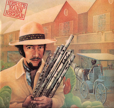 HERBIE MANN & THE TOMMY McCOOK BAND - Reggae (1974)