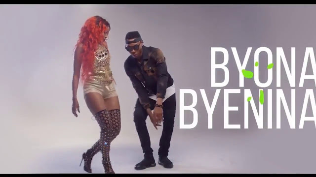 Sheebah Ft. Solidstar - Nze Wuwo Video