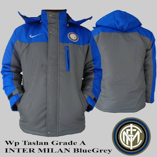 Jaket Waterproof Inter Milan Grade A