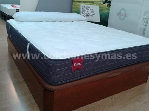 Nuevo colchón Sema 2015 en colchonesymas.es